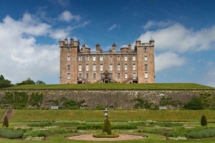 Drumlanrig Castle and Gardens